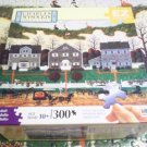 HASBRO CHARLES WYSOCKI EZ GRASP 300 JIGSAW PUZZLE~NANTUCKET WINDS~COMPLETE