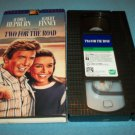 TWO FOR THE ROAD~VHS~AUDREY HEPBURN, ALBERT FINNEY~1956 ROMANTIC CLASSIC