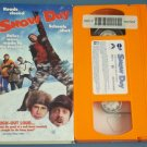 SNOW DAY~VHS~CHEVY CHASE, CHRIS ELLIOTT, JEAN SMART~2000 COMEDY