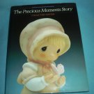 THE PRECIOUS MOMENTS STORY~HCDJ BOOK~SAMUEL J. BUTCHER~1ST ED/1ST PRINT~COLLECTIBLES