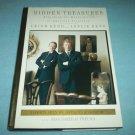 HIDDEN TREASURES: AMERICAN FURNITURE~HC BOOK~LEIGH, LESLIE KENO~ANTIQUES ROADSHOW~1ST PRINTING