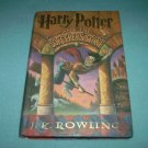 HARRY POTTER AND THE SORCERER'S STONE~HC BOOK~J.K. ROWLING~1ST AMERICAN 1998-LATER ED.