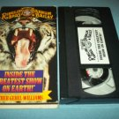 RINGLING BROS. AND BARNUM & BAILEY CIRCUS~VHS~GREATEST SHOW ON EARTH~1995~GEBEL-WILLIAMS