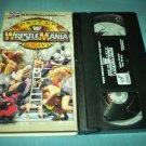 WWF BEST OF WRESTLEMANIA 1-XIV~VHS~1998~HULK HOGAN, RIC FLAIR, STEVE AUSTIN