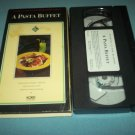 COOKING AT THE ACADEMY~VHS~CALIF. CULINARY ACADEMY~A PASTA BUFFET~RECIPES~KQED