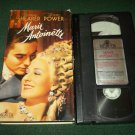 MARIE ANTOINETTE~VHS~NORMA SHEARER, TYRONE POWER~1938 CLASSIC