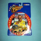 KEN SCHRADER #36 NASCAR~WINNER'S CIRCLE DIE-CAST METAL CAR~MINT ON CARD 2000