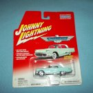 JOHNNY LIGHTNING CAR~DIE-CAST METAL CAR~1960 FORD THUNDERBIRD~
