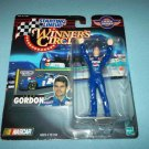 JEFF GORDON NASCAR 1999 SERIES~WINNER'S CIRCLE DIE-COLLECTIBLE FIGURINE~MINT ON CARD PEPSI