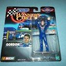 JEFF GORDON NASCAR 1999 SERIES~WINNER'S CIRCLE DIE-COLLECTIBLE FIGURINE~MINT ON CARD PEPSI