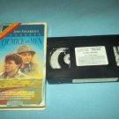 OF MICE AND MEN~VHS~ROBERT BLAKE, RANDY QUAID~1981