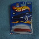 MATTEL HOT WHEELS~DIE-CAST METAL CAR~MINT~ORANGE WILD THING #18