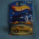 MATTEL HOT WHEELS~DIE-CAST METAL CAR~MINT~BUTTERFINGER '70 CHEVELLE SS #98