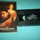 THE PROPOSITION~VHS~KENNETH BRANAGH, MADELEINE STOWE, WILLIAM HURT~1997