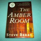 THE AMBER ROOM HCDJ BOOK STEVE BERRY SIGNED~FIRST EDITION 2003