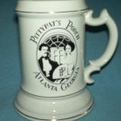VINTAGE PITTYPAT'S PORCH ADVERTISING MUG ~ATLANTA GA Southern RESTAURANT