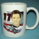 DARRELL WALTRIP Mug NASCAR #17 Race Car Driving