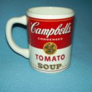 CAMPBELL'S TOMATO SOUP Mug USA Mark TOMATO SOUP CAN