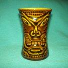 DAGA Tiki SOUVENIR Mug Cup MAUI LU LUAU Kehei Maui HAWAII