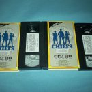 CHIEFS VHS CHARLTON HESTON, BILLY DEE WILLIAMS TV MINI SERIES 2 VHS SET 1983