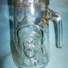 Vintage STATUE OF LIBERTY Centennial MUG Tankard 1986 ANCHOR GLASS