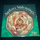 Ceaco Jigsaw Puzzle~SAILORS' VALENTINES~750 PCS~Mint in Box~Shell Mosaic