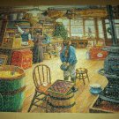 LEE STRONCEK Jigsaw Puzzle OLDE GENERAL STORE 1000 pc White MT puzzle