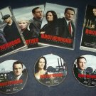 BROTHERHOOD Season One DVD SET Widescreen JASON ISAACS JASON CLARK