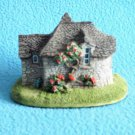 Collectible LILLIPUT LANE Pixie House 1992 ENGLISH UK COTTAGE
