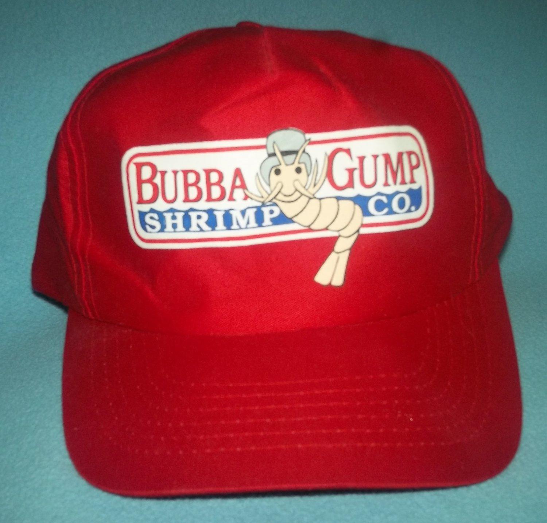 e1644758 ... Forrest Gump Bubba Gump Shrimp: BUBBA GUMP SHRIMP CO. Baseball Cap Hat  FORREST GUMP