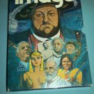 IMAGE 1972 Vintage Bookshelf BOARD GAME 3M Co. Who, What, Where, and When Game PERSONALITY PROFILES