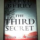 THE THIRD SECRET Steve Berry HCDJ Book SIGNED FIRST EDITION 2005 THRILLER