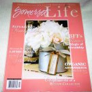 SOMERSET Life MAGAZINE JUL/AUG/SEPT 2009 Creative Blogging MIXED MEDIA ALTERED ART