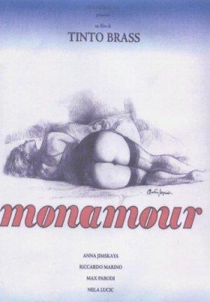 MONAMOUR DVD - Tinto Brass