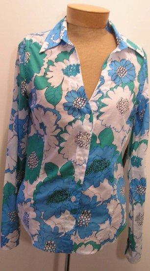 NEW $98 KAREN KANE Womens Top Blouse Shirt S NWT