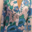 NEW $98 KAREN KANE Womens Top Blouse Shirt S NWT