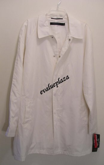 NEW WITH TAG LONDON FOG Mens Lightweight Coat Jacket XL Reg Water Resistant NWT