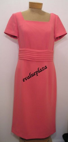 NEW $158 TALBOTS Womens Coral Dress 4 NWT