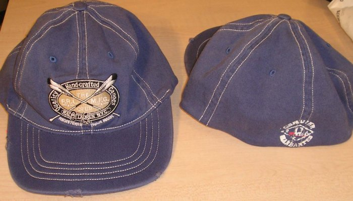 NEW POLO RALPH LAUREN Mens Destroyed Baseball Hat Cap L XL NWT