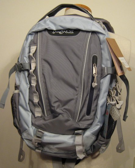 NEW JANSPORT Air Penny AirLift Backpack NWT Laptop bag