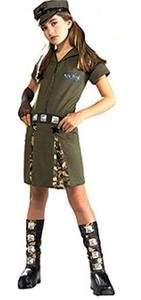 NEW Mjr Flirt Halloween Costume Tween Small Young Adult