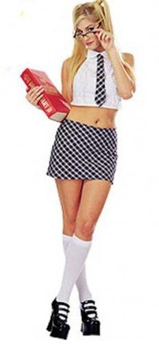 NEW Straight A's Halloween Costume Adult Womens S NIP