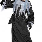 NEW Green Ghoul Halloween Costume L 12 14 Boys Child