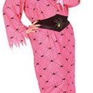 NEW Magic Pink Witch Halloween Costume Adult Plus NIP
