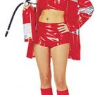NEW Red Hot Halloween Costume Adult Womens Medium M NIP
