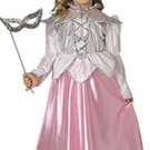 NEW Sleeping Beauty Girls Halloween Costume M 8 10 NIP