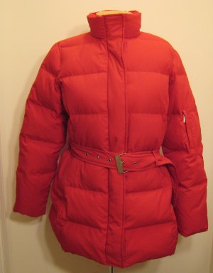 NEW RALPH LAUREN POLO Women Down jacket Coat M NWT $229