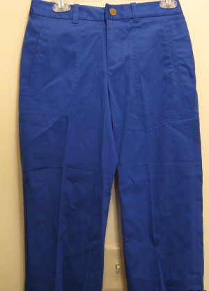 NEW RALPH LAUREN SPORT POLO Women Cropped Capri Pants 4