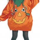 NEW Pumpkin Pie Halloween Costume L 12 14 Kids Child