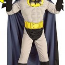 NEW BATMAN Muscle Chest Halloween Costume Kids Child M